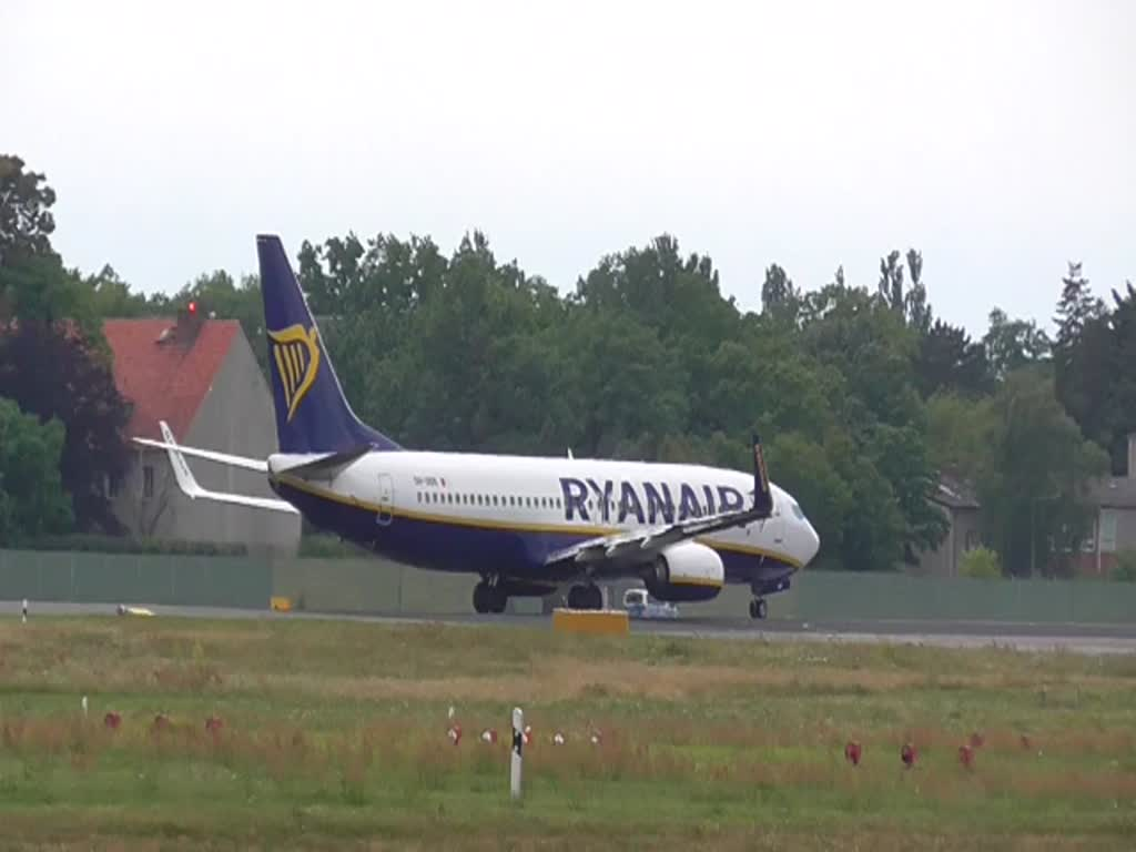 Ryanair(Malta Air), Boeing B 737-8AS, 9H-QBK, TXL, 17.07.2020