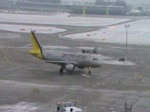 Germanwings-Airbus A319-100 beim Rollen in Stuttgart